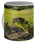 Growing On Rocks. Coffee Mug