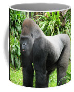 Grumpy Gorilla II Coffee Mug