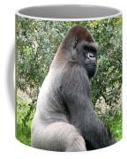 Grumpy Gorilla Coffee Mug