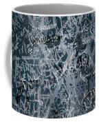 Grunge Background I Coffee Mug by Carlos Caetano