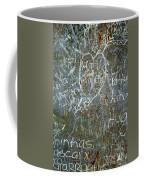 Grunge Background IIi Coffee Mug by Carlos Caetano