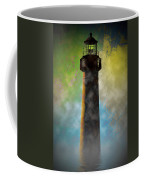 Grunge Lighthouse Coffee Mug
