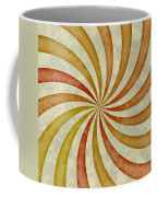 Grunge Swirl Coffee Mug