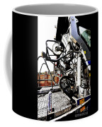 Grungy Jcb Coffee Mug