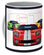 Gt Run Coffee Mug