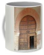 Guadalajara Door 3 Coffee Mug