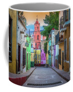 Guanajuato Backstreet Coffee Mug