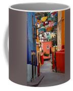 Guanajuato Lane Coffee Mug