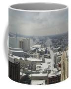 Guardian Building View Coffee Mug