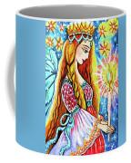 Guardian Mother Of Life Coffee Mug