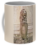 Guarding Savannah Coffee Mug