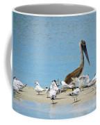 Guarding The Bar Coffee Mug