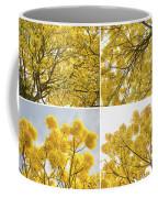 Guayacan 5 Quadritych  Coffee Mug
