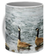 Guess Who's Coming To Dinner Coffee Mug