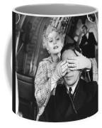 Guess Who's Here Coffee Mug