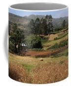 Guge Mountain Range Southern Ethiopia Coffee Mug