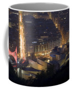 Guggenheim At Night II Coffee Mug