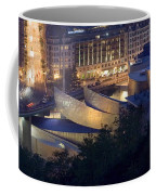 Guggenheim At Night Coffee Mug