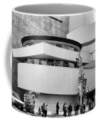 Guggenheim Museum Nyc Bw Coffee Mug