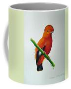 Guianan Cock-of-the-rock Coffee Mug
