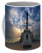Guided-missile Destroyer Uss Higgins Coffee Mug