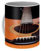 Guitar 12 Coffee Mug