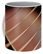Guitar Abstract 2 Coffee Mug