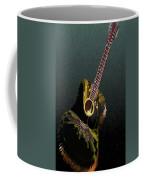 Guitar Abstract Coffee Mug