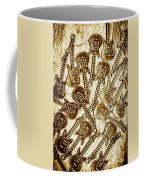 Guitar Echo Chamber Coffee Mug