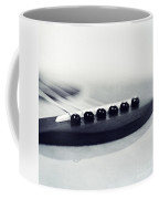 guitar II Coffee Mug by Priska Wettstein