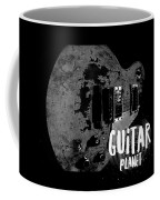 Guitar Planet  Coffee Mug