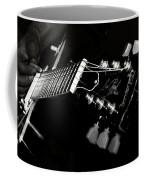 Guitarist Coffee Mug by Stelios Kleanthous