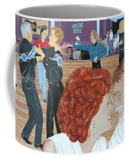 Guitars And Cadillacs Omaha Coffee Mug