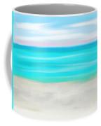 Gulf Beach Coffee Mug