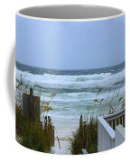 Gulf Coast Waves Coffee Mug