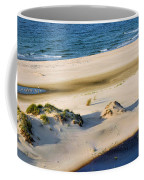 Gulf Of Mexico Dunes Coffee Mug