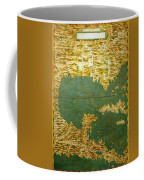 Gulf Of Mexico, States Of Central America, Cuba And Southern United States Coffee Mug