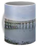 Gulf Pier Coffee Mug