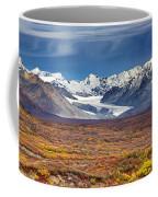 Gulkana Glacier Coffee Mug