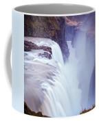 Gullfoss 8 Coffee Mug