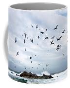 Gulls Of Carmel Coffee Mug