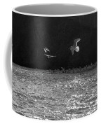 Gulls On The River Coffee Mug