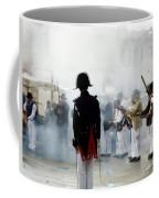 Gun Smoke Coffee Mug