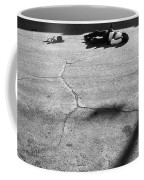 Gunfight Reenactment Victim  Tombstone Arizona 1970 Coffee Mug