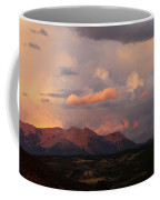 Gunnison Sunset Coffee Mug