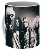 Guns N' Roses - Band Portrait Coffee Mug