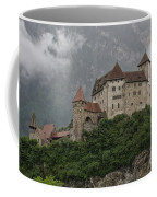 Gutenberg Castle Coffee Mug by Yair Karelic