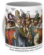 Guy Fawkes, 1570-1606 Coffee Mug