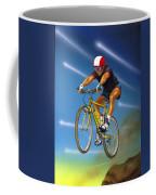Guy In The Sky Coffee Mug