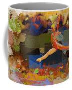 Gymnast Girl Coffee Mug